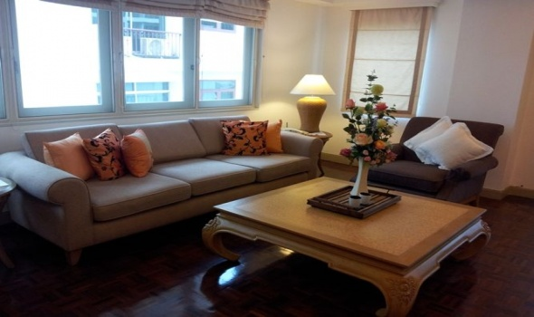 2 Bedrooms, コンドミニアム, 賃貸物件, Not Available , 2 Bathrooms, Listing ID 4114, Bangkok, Thailand,